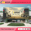Outdoor Waterproof Video Wall, P10mm HD Full Color Advertising Equipment