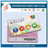 ISO7811 Em4200 Membership Smart RFID Card with Barcode