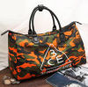 Simple Design Portable Big Capacity Travel Suitcase Bag, Durable Camouflage Nylon Luggage/ Trolley Hand Bag for Trip