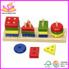 2013 New design Wooden building block (W13D008)