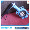 ANSI Cl150 Standard Handle Manual Wafer Center Butterfly Valve Bct-Wbfv-16