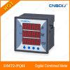 Dm72-Pqh AC220V or AC85-264V Power Digital Combined Meter