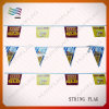 Christmas Decorative Triangle Bunting String Flag Banners