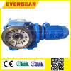 K Series Helical Bevel Reduction Gearbox Motor