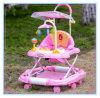 Wholesale 8 Wheels Baby Walker with Carpet