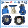 2′′-12′′ Flanged Type Woltmann Water Meter with Iron Body