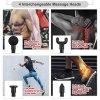 New-Generation 24V Wireless Body Relax Muscle Vibration Massage Gun
