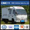 China Isuzu 600p Npr 4*2 6 Wheeler Double Cab Truck Vehicle