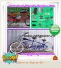 2 Stroke 80cc Bike Engine Kit/80cc Bicycle Engine Kit/80cc Bicycle Motor Kit
