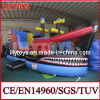Inflatable Pirate Ship Combo/Inflatable Funcity