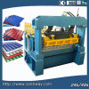 Corrugated Zinc Roof Step Tile Cold Roll Forming Machine