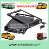 4 Channel Mini Mobile DVR with SD Card Storage & GPS