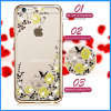 China Supplier Wholesale Soft TPU Plated Phone Case for iPhone 7