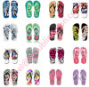Colorful Sublimation Flip Flop Slipper for Adult