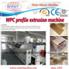 Hot Sell High Quality PVC PP PE Wood-Plastic Profile Production Line with Ce Certificate