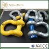 Drop Forged Galvanized Lifting Bow / D Shackle