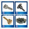 Customized Aluminum/Brass/Stainless Steel Knurled Bolt