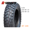 China Motorcycle Scooter Tyres 120/90-10 130/90-10