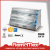 Commercial Stainless Steel Food Display Warmer 2-Layer (HW-8P)