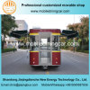 Mobile Food Trailer/Food Cart with Long Service Life for Sale