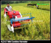 650kg Weight 120mm Long Cutter Head Mini Rice Harvester for Sale