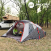 Single Layer Clear Inflatable Tent/Folding Clear Inflatable Tent Family Camping Tent