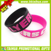 Multi-Color Silicone Bracelet with 1 Inch Size (TH-band075)