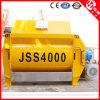 Jss4000 Construction Machine Concrete Mixers