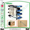 Multi-Functional Display Shelving and Racks for Cloth Shop