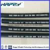 SAE100 R16 High Pressure Two Wire Braided Hydraulic Hose