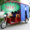 High Quality Electric Passenger Tricycle on Promotion