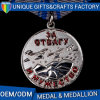 Factory Price Silver Custom Military Medal Coin