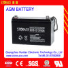 Maintenance Free AGM Battery 12V 100ah for Industrial