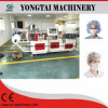 Double Elastic Polypropylene and Non-Woven Clip Cap Making Machine