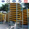 China Professional Fiberglass Mineral Separation Spiral Chute Price
