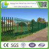 Powder Coated Hot Sale Cheap Steel Palisade Fencing