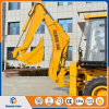 China Hot Selling 0.3m3 Digger Bagger Backhoe Loader for Sale