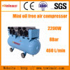 Mini Air Compressor with Wheels (TW5504)