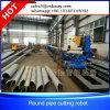 Manufacture Advantech CNC Steel Round Tube Cutting Machine