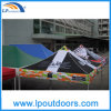 10X10′ Outdoor High Peak Folding Tent Used for Advertising