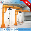 Box-Type Durable Electric Mobile Jib Crane