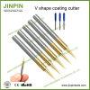 Coated V-Shape Cutter