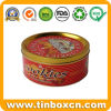 Biscuit Tin, Cookie Tin, Cake Tin Can, Food Tin Box