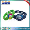 Adjustable NFC Ultralight Chip RFID Wristbands Silicone for Theme Park