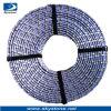 Stationary Diamond Wire for Granite Block Cutting