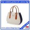 Canvas Fashion Designer Handbag for Ladies