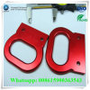 Custom Aluminum Alloy Die Casting Anodizing Handle Handcuff Style