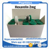 99% Synthetic Polypeptide Hexarelin Acetate / Hexarelin 2mg/Vial for Muscle Growth
