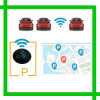 Rosim Newest Lora Smart Parking Space Sensor for Car Parking System