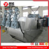 Easy Maintenance Sludge Dewatering Equipment Screw Filter Press